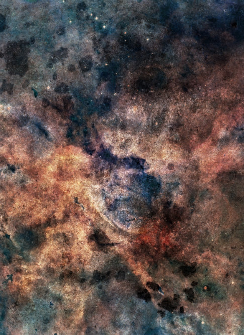 Free Texture Tuesday: Nebulae Grunge