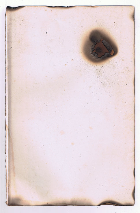Free Texture Tuesday: Burned Paper