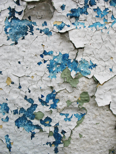 Free Texture Tuesday: Peeling Paint