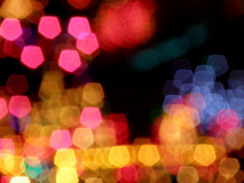 Free Texture Tuesday: Bokeh