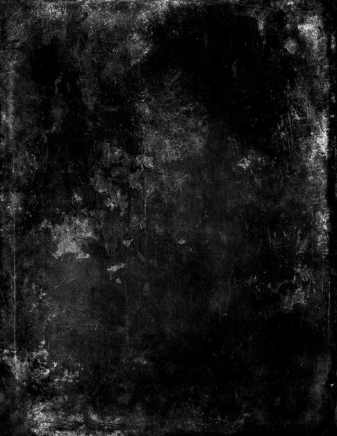 50  Black Grunge Backgrounds and Textures