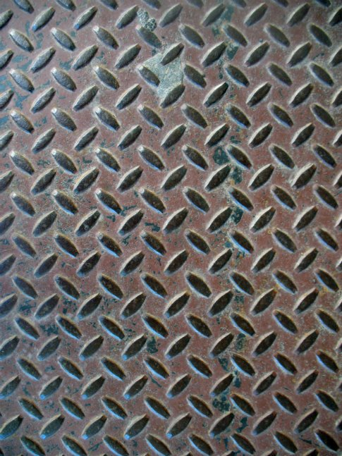 Free Texture Tuesday: Metal Grates