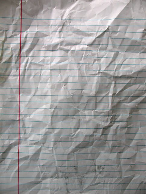 Free Texture Tuesday: Wrinkled Paper