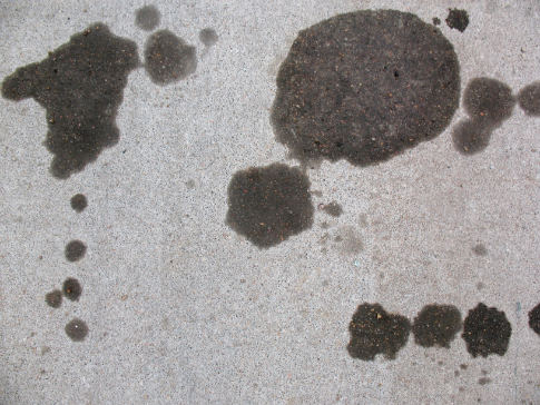 Free Texture Tuesday: Oil Stains