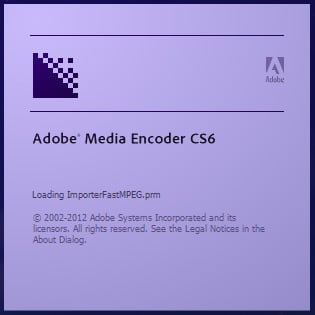 adobe media converter cs6 splash