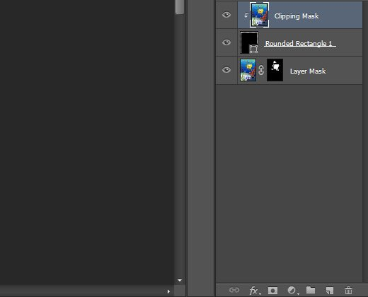 featured clipping layers