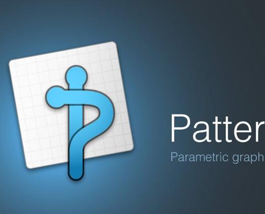 patternodes software logo design preview