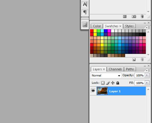 photoshop default swatches palette colors