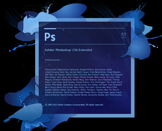 photoshop cs6 splash shapes