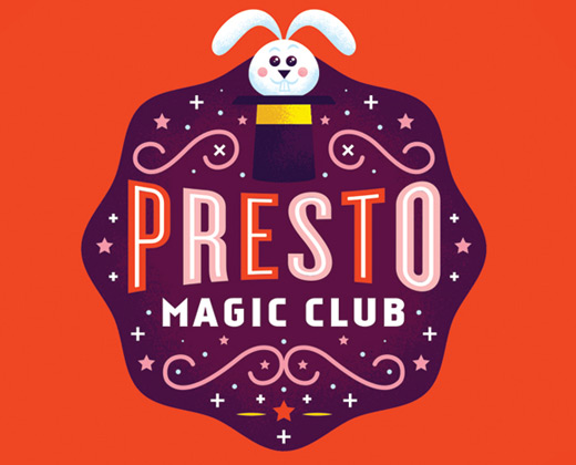 presto magic club logo