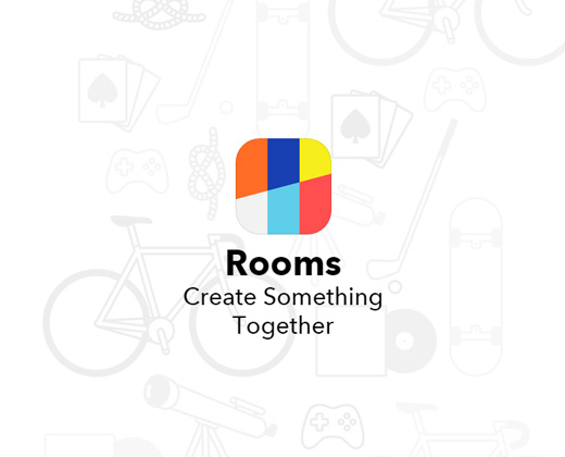 rooms me startup homepage