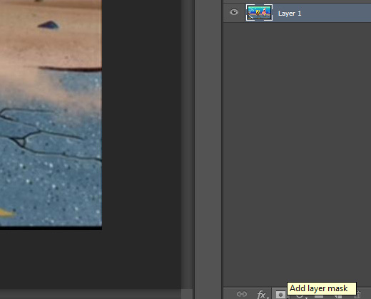 add layer mask photoshop howto