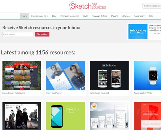 sketch app tutorials freebies guides