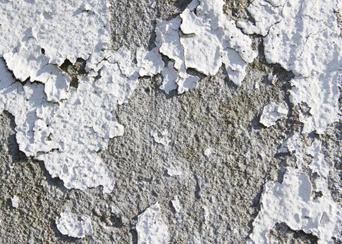 BB Chipped paint concrete 02