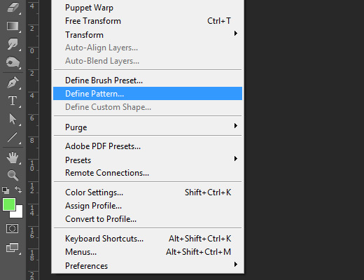 How To Create A Baseline Grid Pattern In Photoshop Bittbox Classy How To Make A Pattern In Photoshop