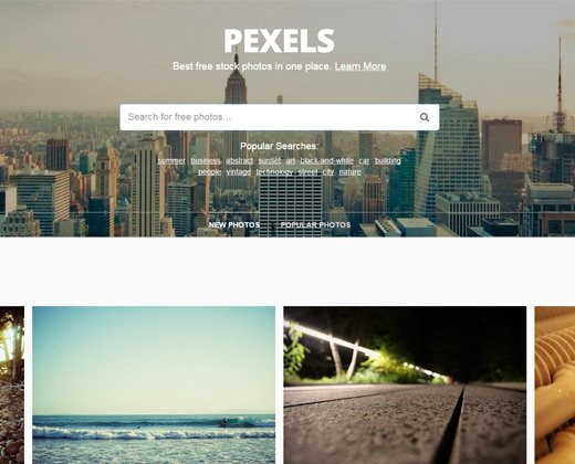 pexels free search photos