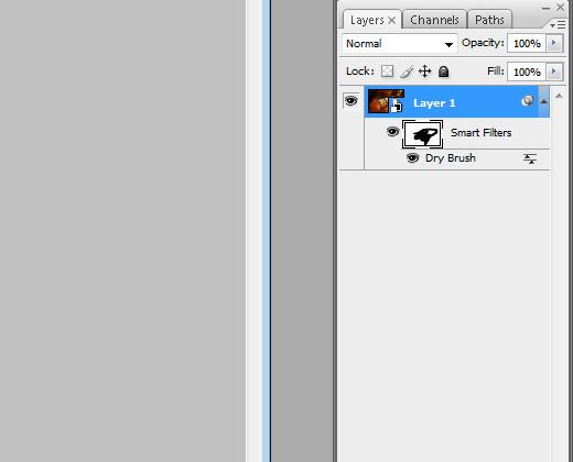 smart filter mask brush screenshot