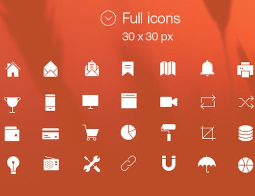 ios tabbar ui icons freebie set #3