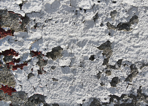 BB Chipped paint concrete 05