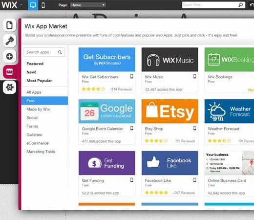 Tu tienda online con Wix Stores 5