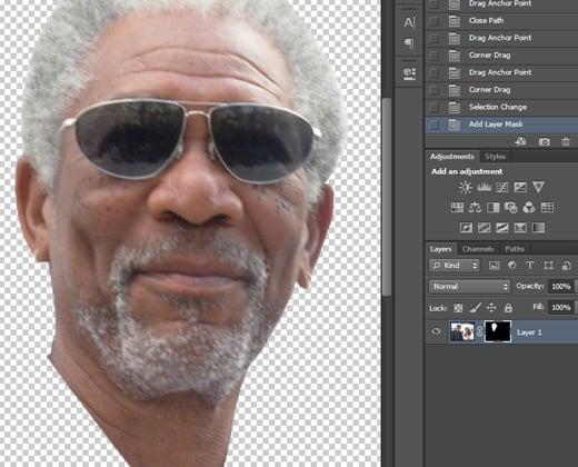 rendering head photoshop no bg