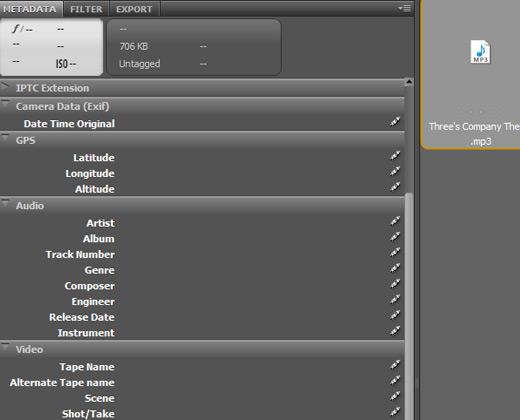Quick Tip: Metadata Editing in Adobe Bridge - Bittbox