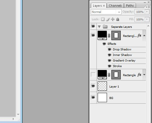 preview layers panel beforehand effects