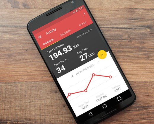 40 Material Design Android Apps for Clean User Interfaces - Bittbox