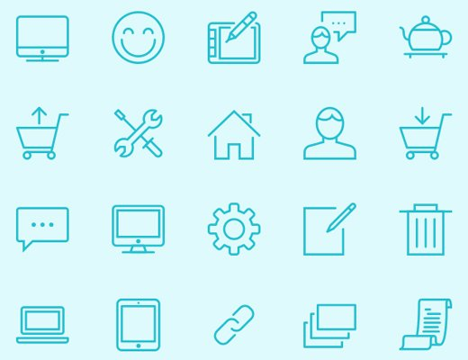 streamline freebie icon set download