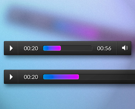 touch friendly responsive audio player jquery tutorial