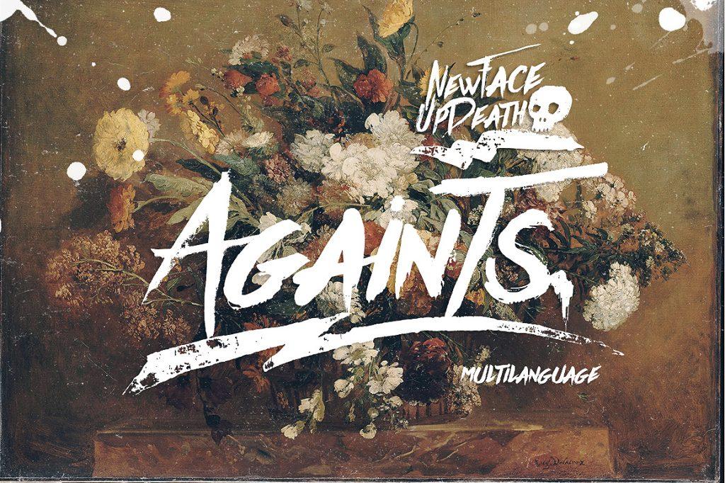 againts-font