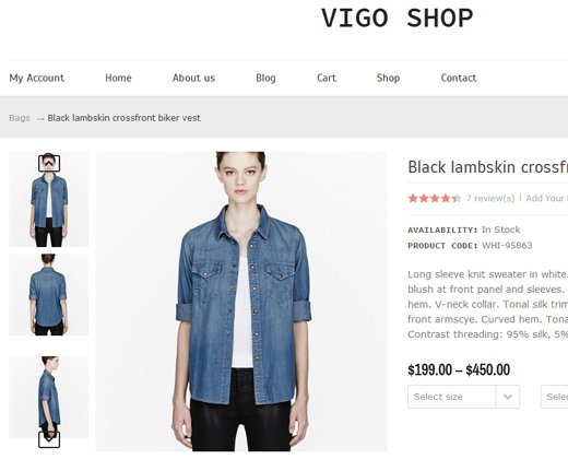 vigoshop elite responsive woocommerce theme premium