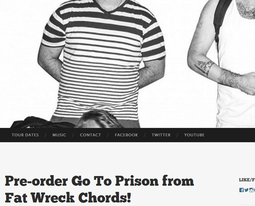 pears band music website
