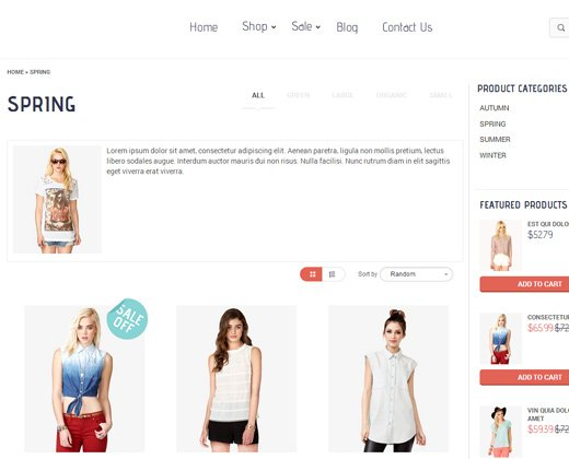 active wear shopify premium responsive theme
