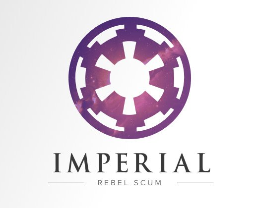 imperial logo mark branding