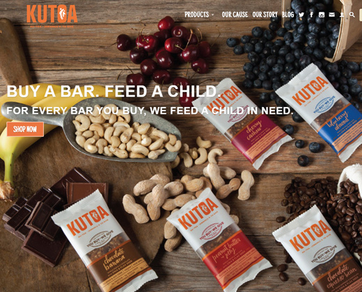 kutoa health company website shopify