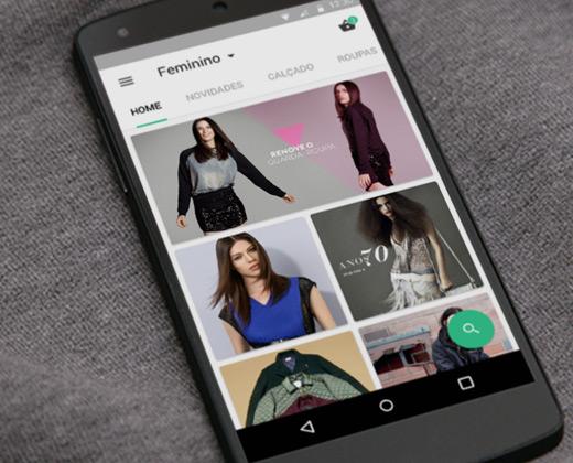 brazil fashion store app