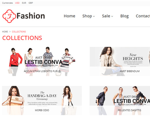 fashion responsive shopify premium theme