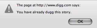 Already Dugg