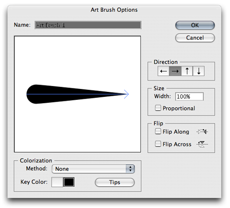 Illustrator Swirls, Curls, and Swooshes Tutorial 10