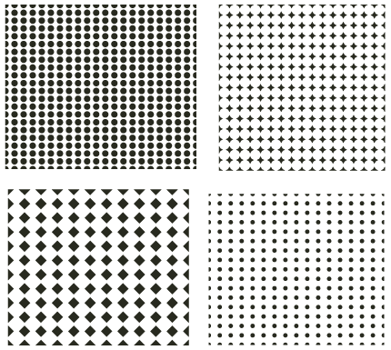 5 Free Seamless Vector Patterns - Bittbox
