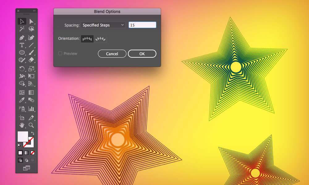 How to Use Illustrator's Blend Tool - Bittbox