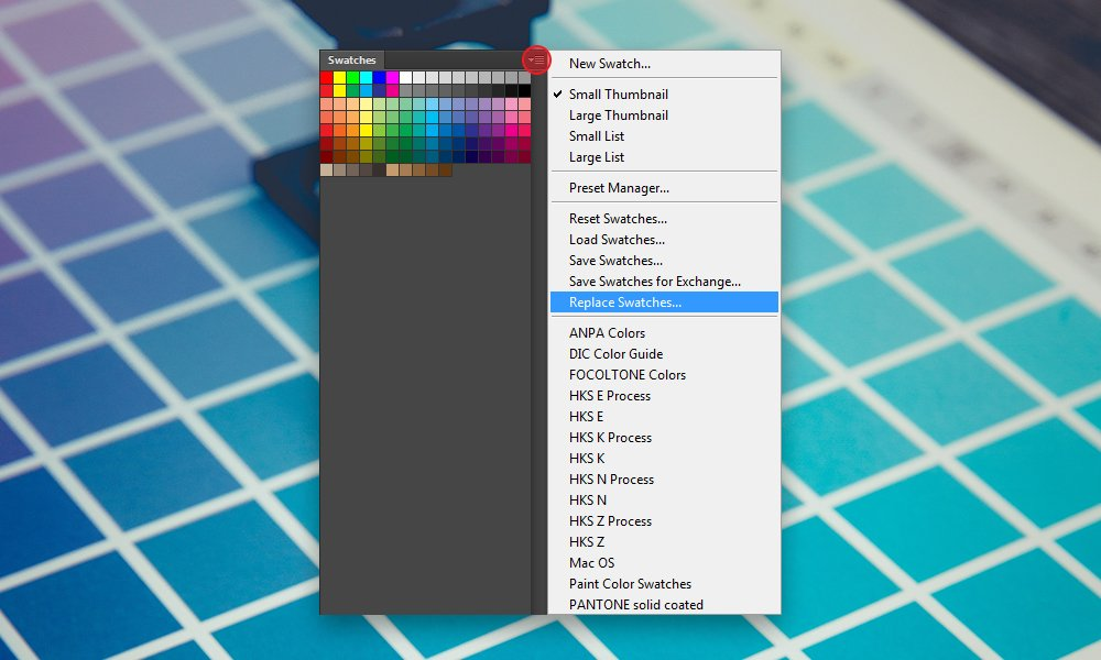 find and replace color illustrator cc