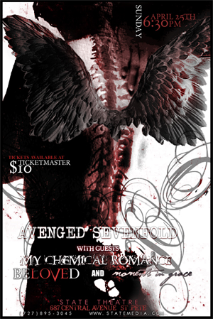 Design Inspiration: Concert Posters