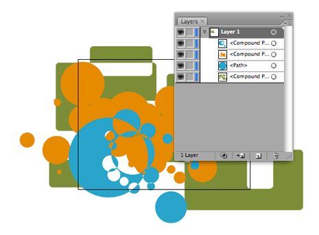 Save time in Illustrator with Layer Masking