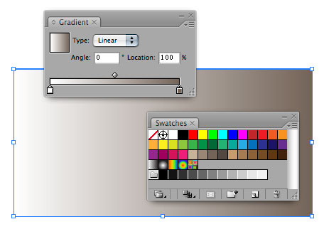 Illustrator Quick Tip: Faster Gradient-Color Adjustments