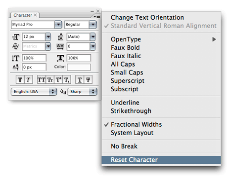 Photoshop quick tip see newly installed fonts without relaunching photoshop quick tip see newly installed fonts without restarting ccuart Choice Image