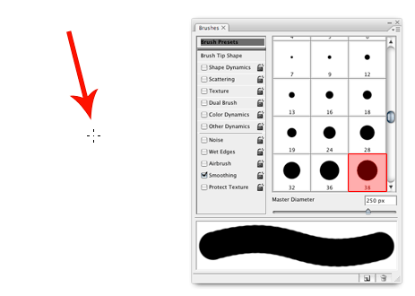 Photoshop 101: The Annoying Phantom Brush
