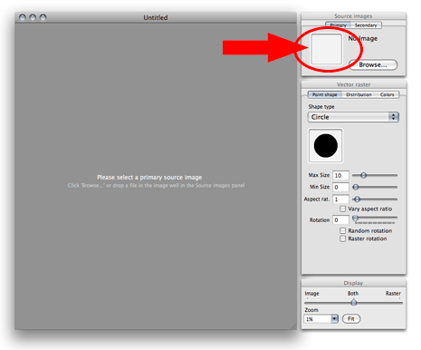 3 Ways: VECTOR HALFTONES from RASTER Images