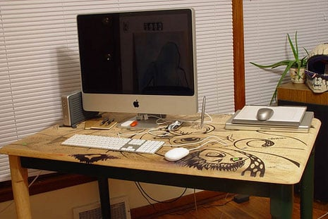 Show Us Your Workspace: Round 1